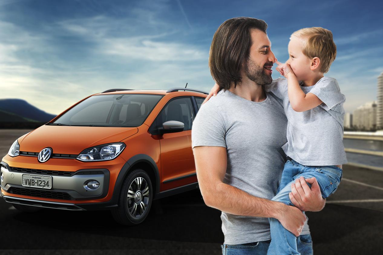 Quiz: Monte um carro e te diremos que tipo de pai você é!