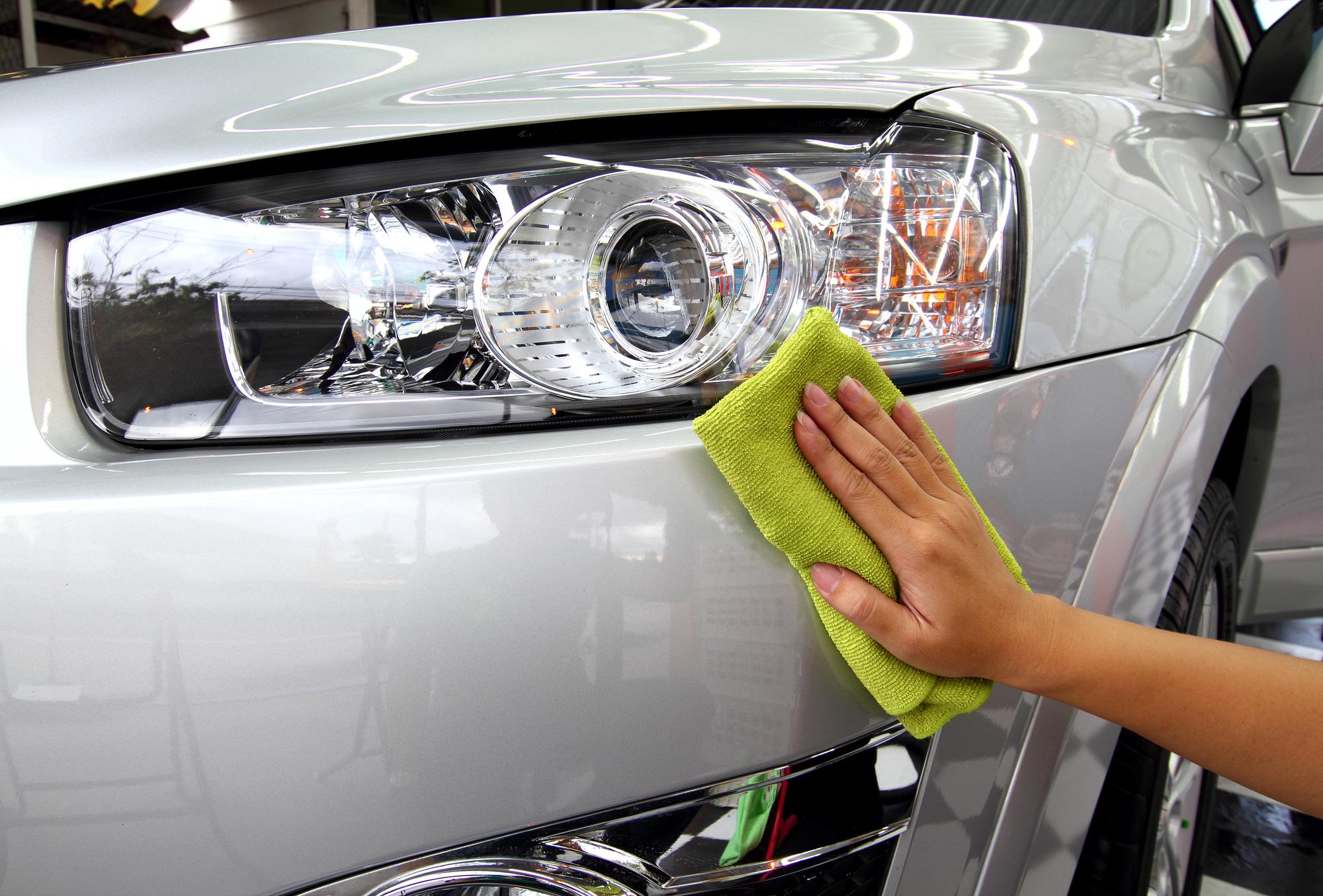 Mitos e verdades sobre limpeza de carro